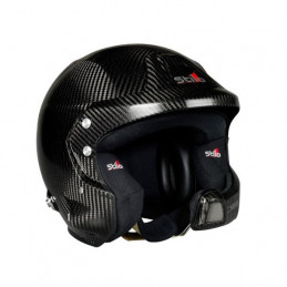 Casque FIA Jet STILO WRC DES Rally Carbone Piuma