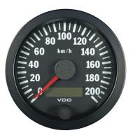 Compteurs de vitesse