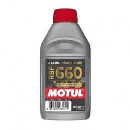 Liquide de freins MOTUL RBF 660 non miscible 500 ML