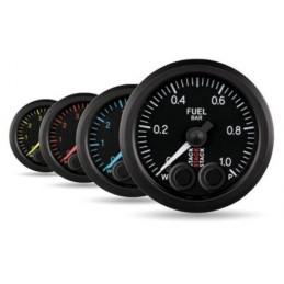 Manomètre pression d'essence stack