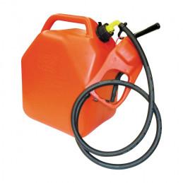 Jerrican 25Lplastique pompe manuelle