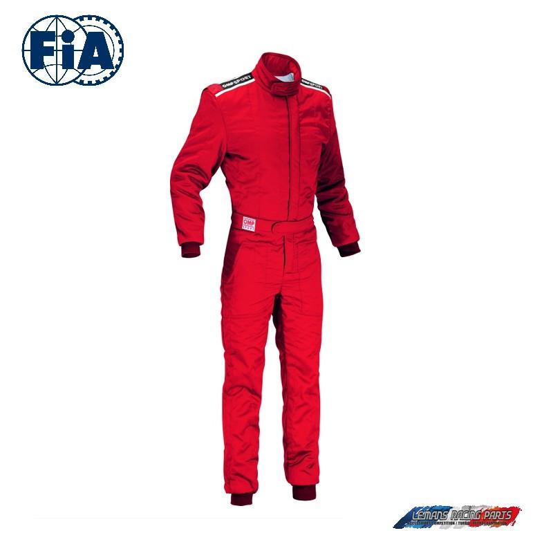 Combinaison FIA OMP Sport