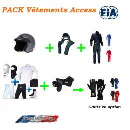 PACK Vêtements FIA Access