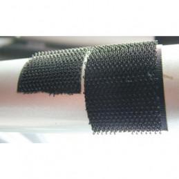Velcro adhésif double face toute surface - 1 mètre.