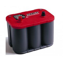 Batterie au plomb OPTIMA démarrage 730 A dimensions 237x172x197 mm