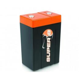 Batterie Lithium-Ion SUPER B 15 A/h démarrage 900 A