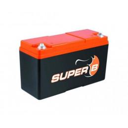 Batterie au Lithium-Ion SUPER B 20 A/h démarrage 1000 A