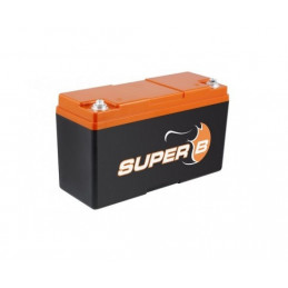 Batterie au Lithium-Ion SUPER B 23 A/h démarrage 1200 A