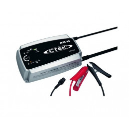 Chargeur CTEK MXS 25 courant de charge 25A.